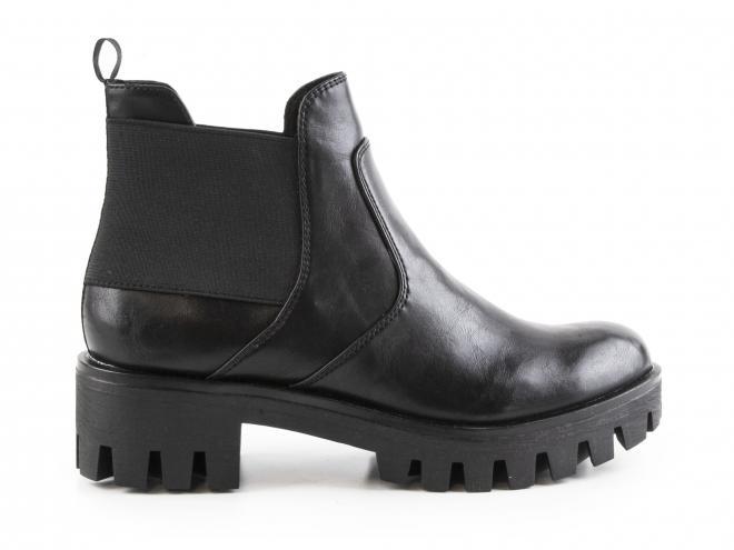 Tamaris - Dámské kotníkové boty na mohutné podešvi  1-25441-29