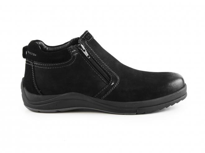 Ara - Pánské zateplené kotníkové boty z pravé kůže šíře K 11-27109-01