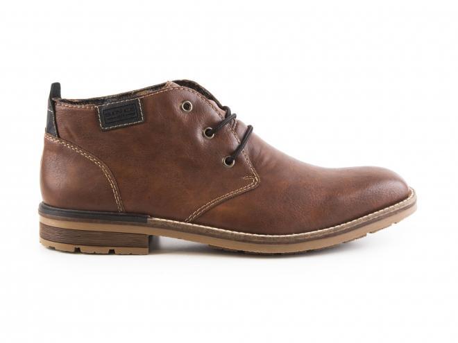 Rieker - Pánské kotníkové boty se šněrováním B1340-22