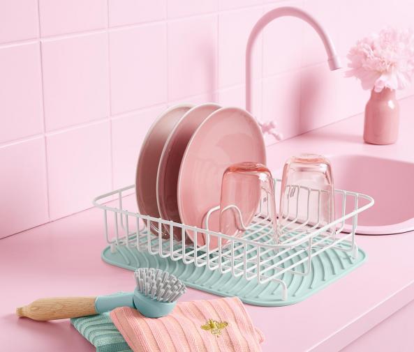 Podložka na odkapávání nádobí