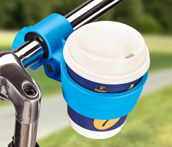 Držák na hrnek na kávu