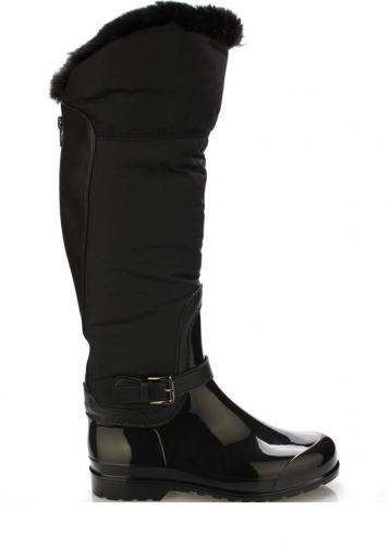 Černé italské vyšší holiny s černým kožíškem M&G 41