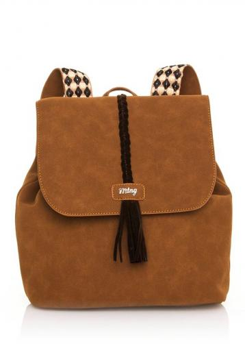Hnědý batoh MTNG