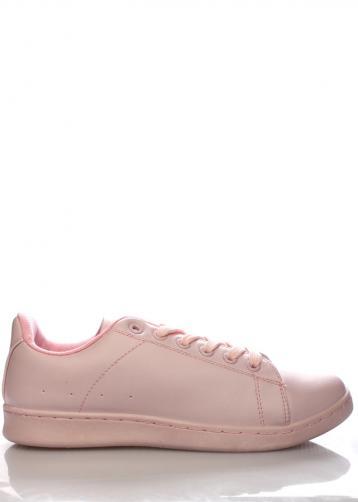 Růžové tenisky Monshoe 42