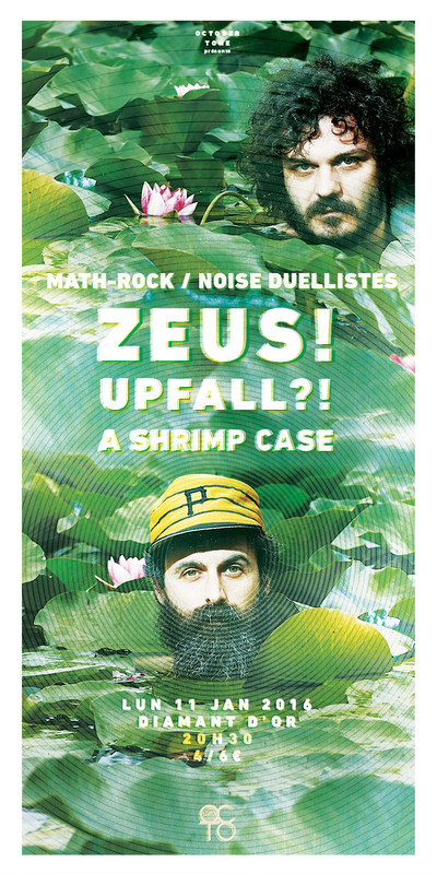 ZEUS! + UPFALL?! + A SHRIMP CASE