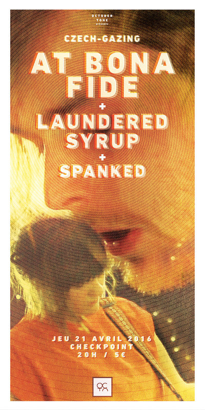 AT BONA FIDE + LAUNDERED SYRUP + SPANKED