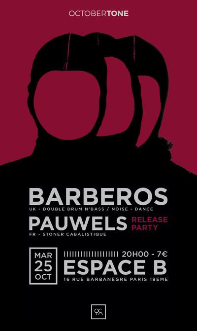 BARBEROS + PAUWELS