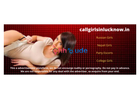 Independent VIP Call Girl Service in Lucknow