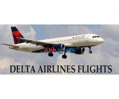 Manage your trips at one go with Delta Airlines Book a Flight