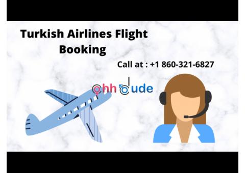 Turkish Airlines Book Flight   +1 860 321 6827