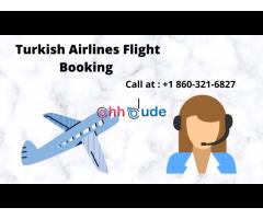 Turkish Airlines Book Flight | +1 860 321 6827
