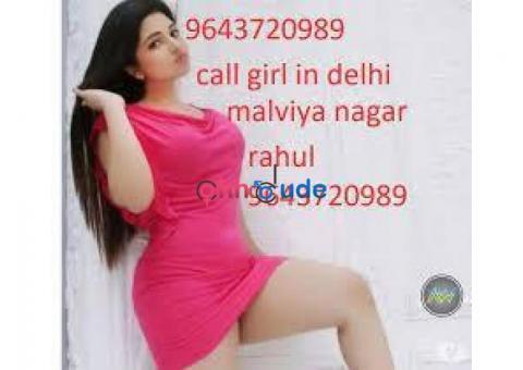 CALL GIRLS IN MALVIYA NAGAR SAKET safdarjung  DELHI 9643720989 ESCORT