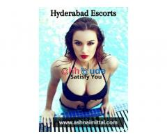 Acknowledge the Invitation by Amazing Hyderabad Call Girls