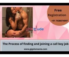 Apply for Male Escort,gigolo,playboy job in Delhi