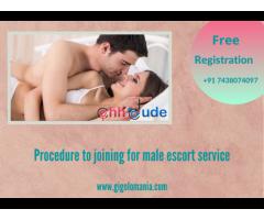 Apply for gigolo job in Delhi