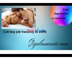 Apply for Best Call boy job Vacancy in Delhi