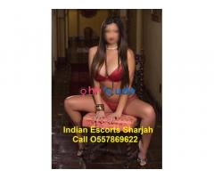 Indian Escort Girls Agency Sharjah √ O557869622 √ Call Girl