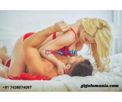 Fulfill your desire with male escorts in India