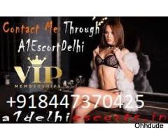 "EsCorTs-24×7,Call Girls In Delhi ""Call ""+91-8447370425, Short And Night With Room"