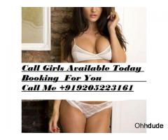 Quality Sexy~Call~Girls In Dwarka꧁❤ +91)9205223161❤꧂Escorts Service 24×7 Online open
