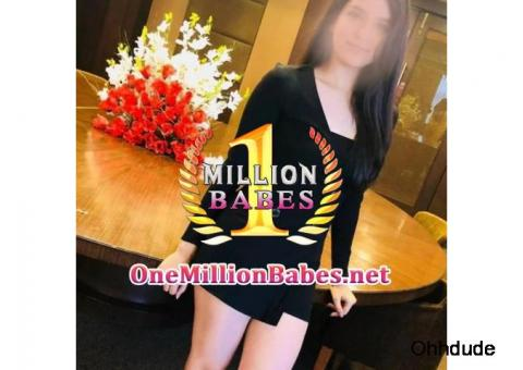 Meet Our Very Professional OneMillion Babes Escorts in Ahmedabad