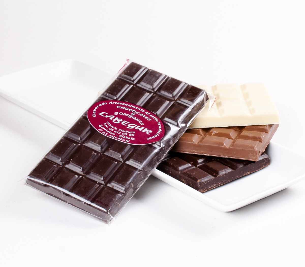 TABLETA CHOCOLATE LABEGUR