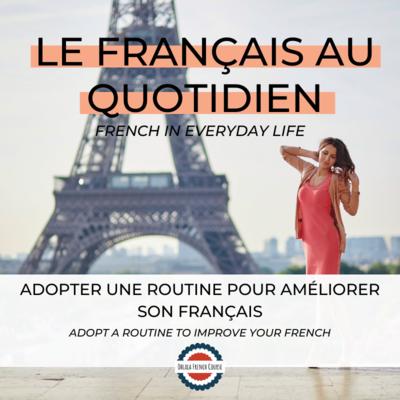 Le français au quotidien - ebook gratuit