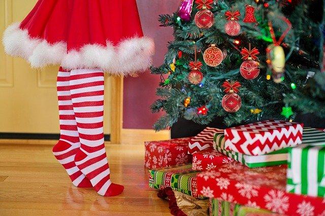 Le sapin de Noel