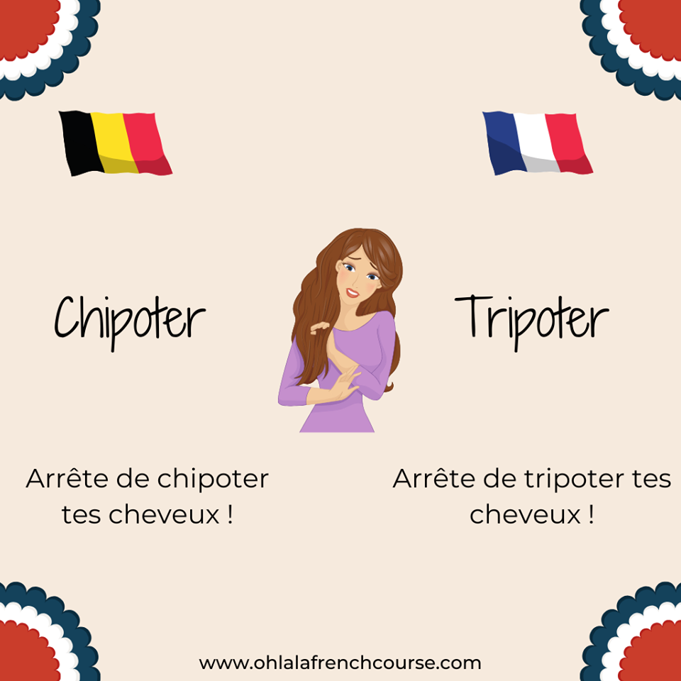 Chipoter l Tripoter