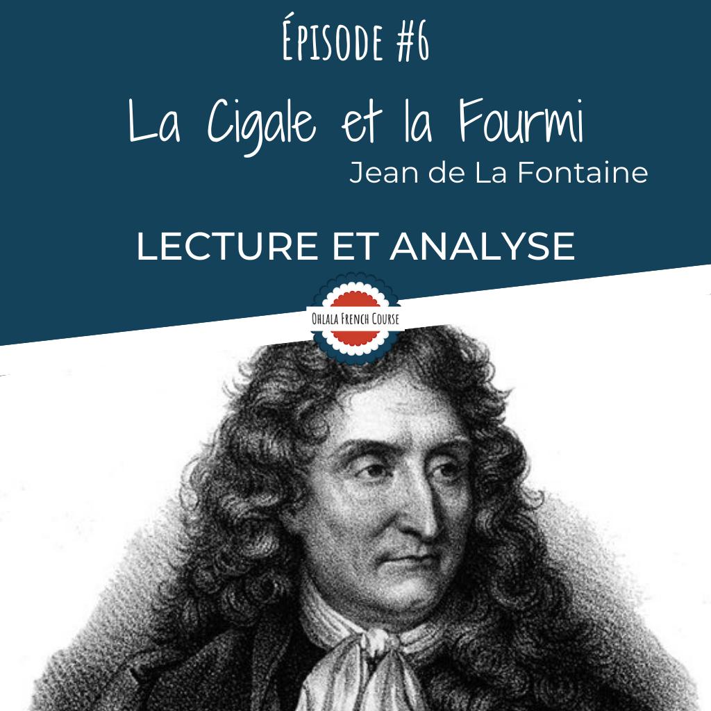 La Cigale et La Fourmi de Jean de La Fontaine : Lecture et analyse