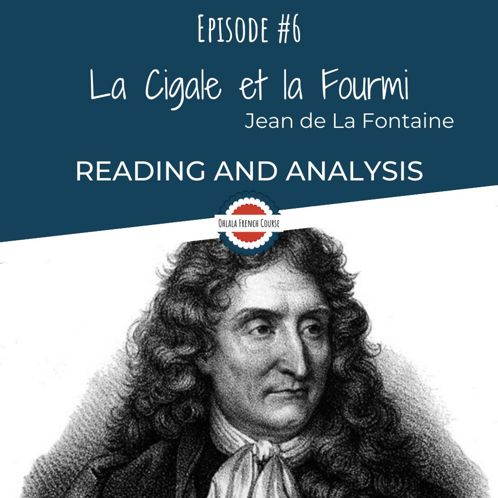 La Cigale et La Fourmi by Jean de La Fontaine : Reading and Analysis