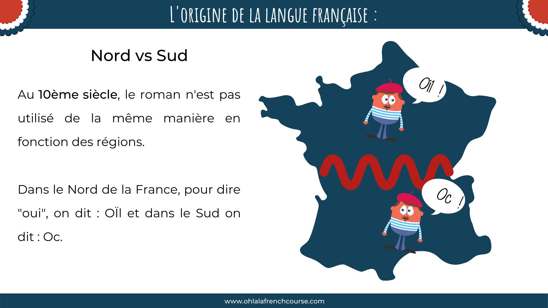 Nord vs Sud