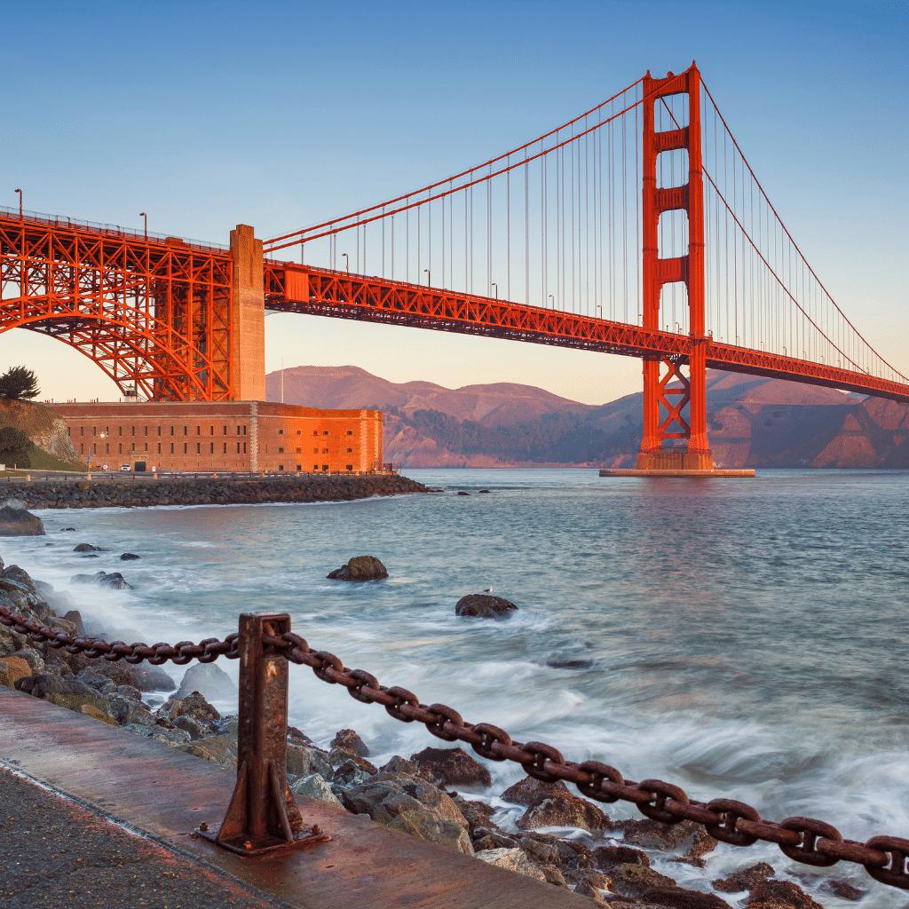 Si j'étais une ville, je serais San Francisco.