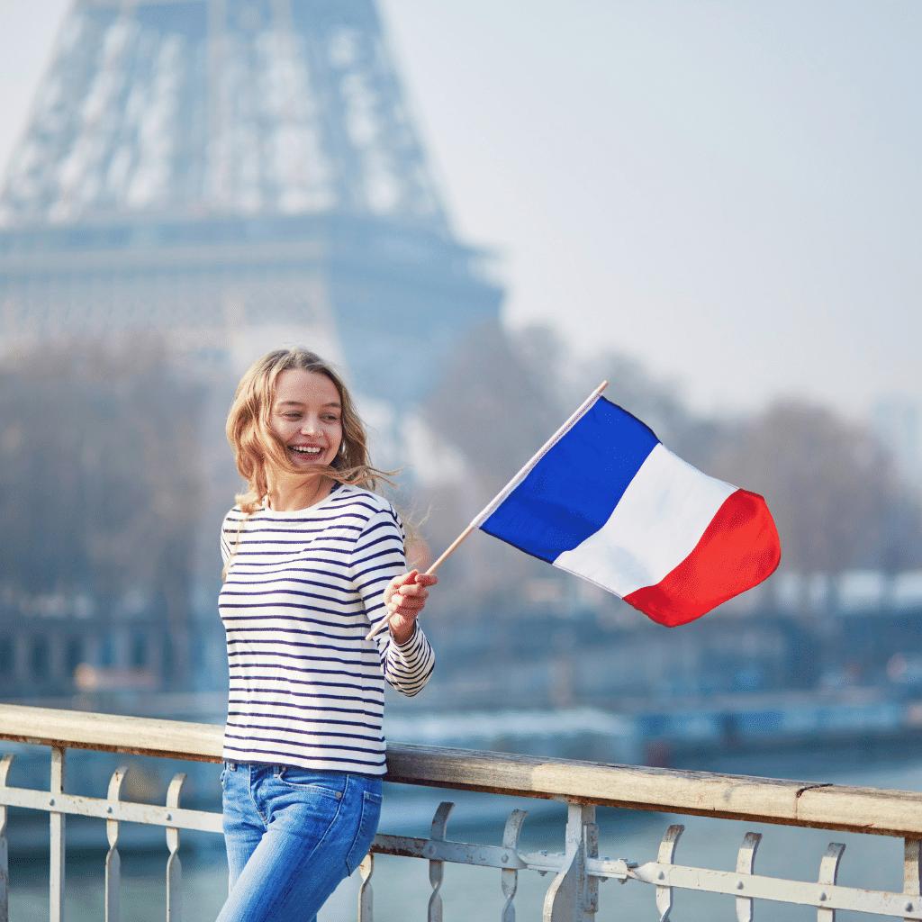 Si j'étais une langue, je pense que je serais le français.
