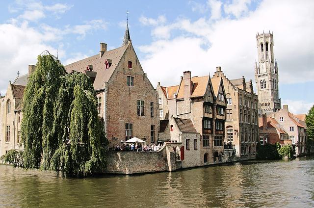 Photo de Bruges en Belgique