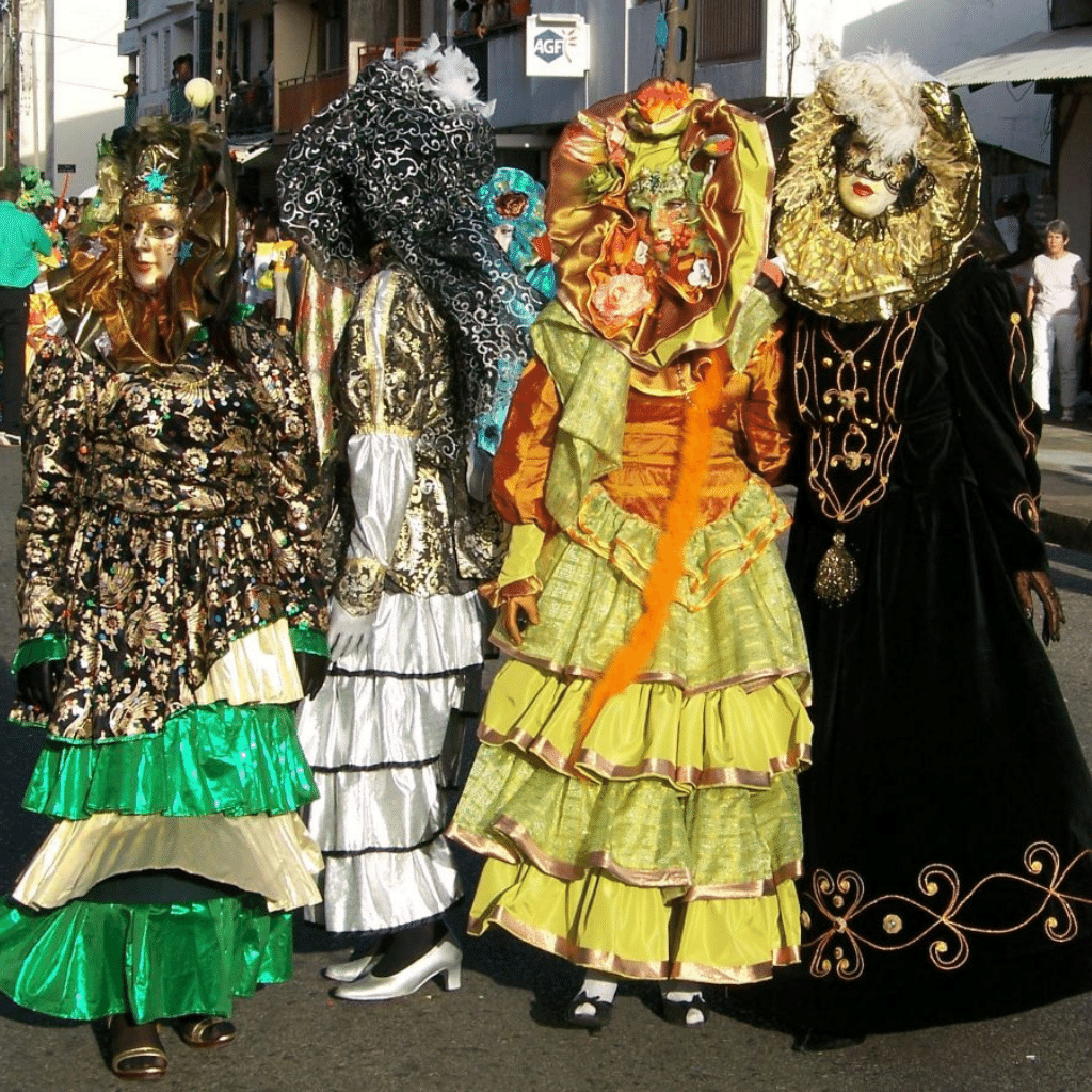 Carnival in French Guiana