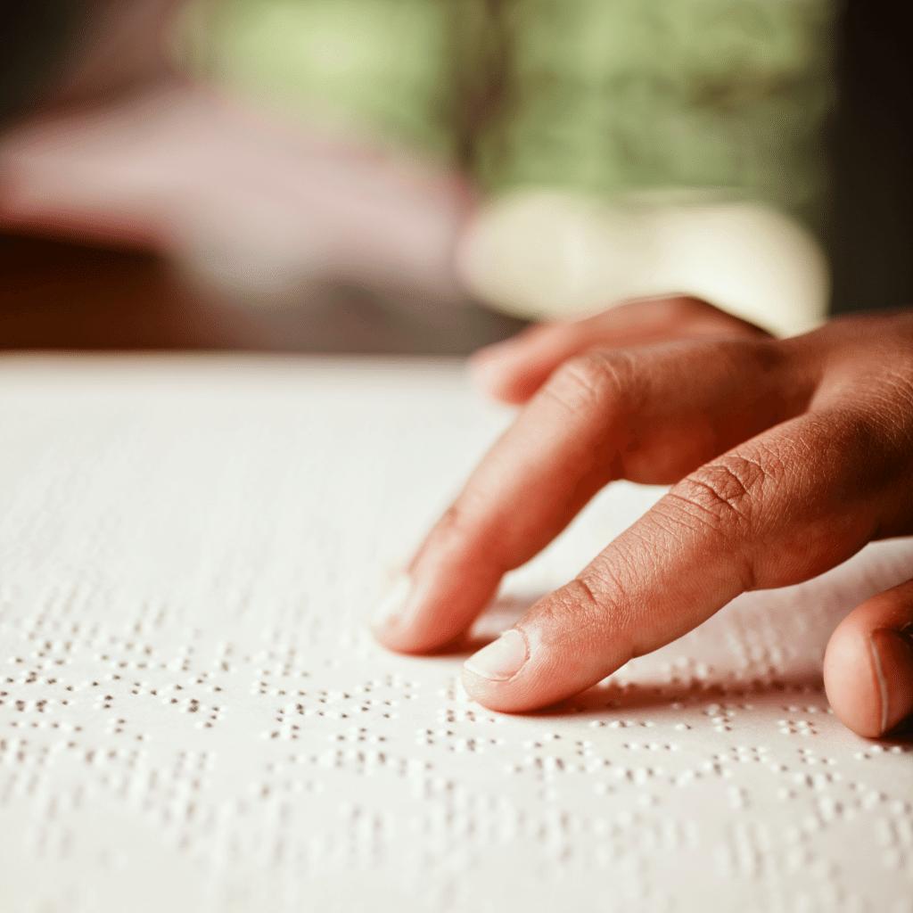 Braille - Louis Braille
