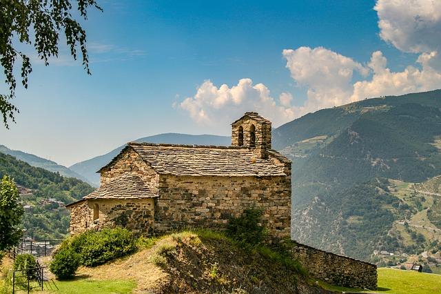Photo de paysage de l'Andorre