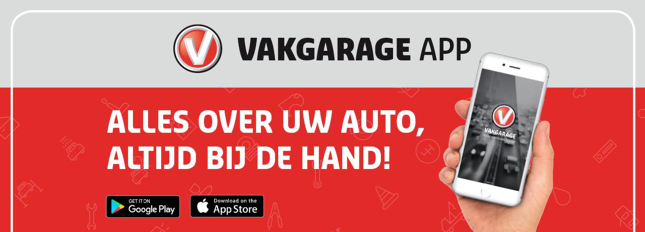 Vakgarage App
