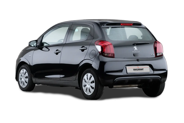Peugeot 108 achterkant private lease