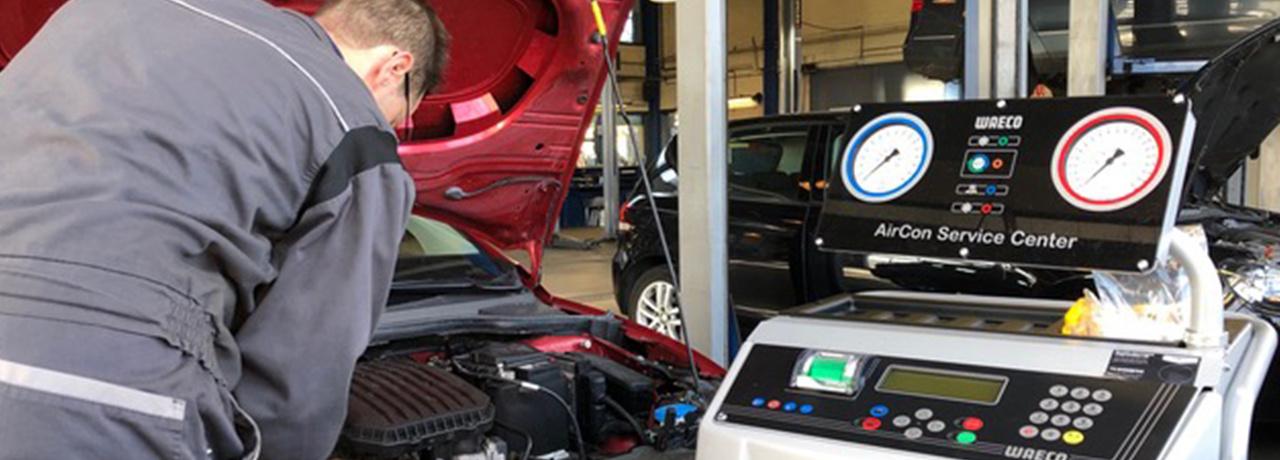 Airco onderhoud Vakgarage AutoKar