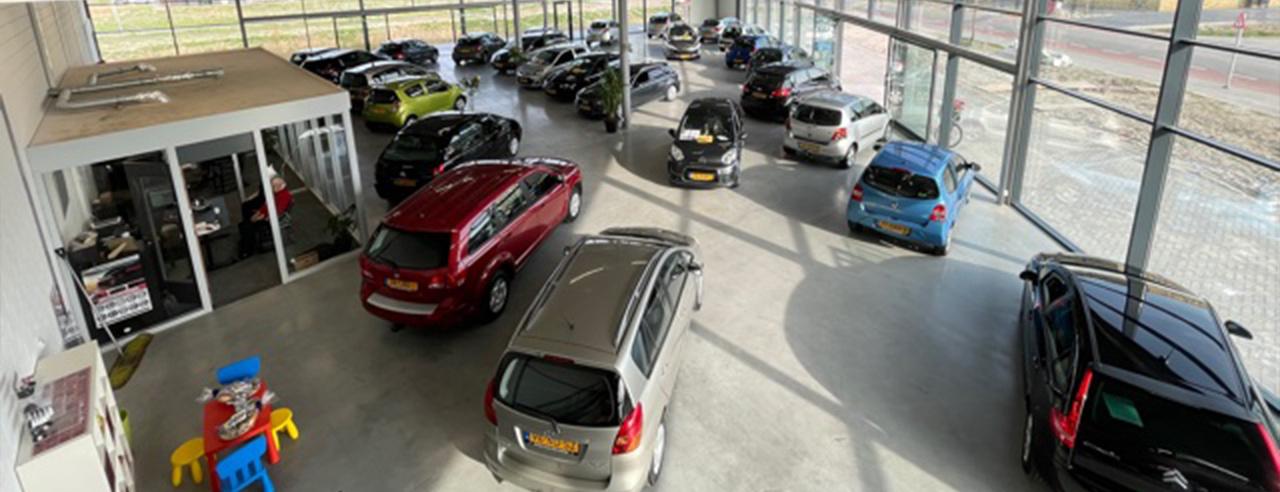 Nieuwe auto's bij Veldma Jansen