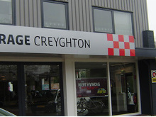Vakgarage Creyghton