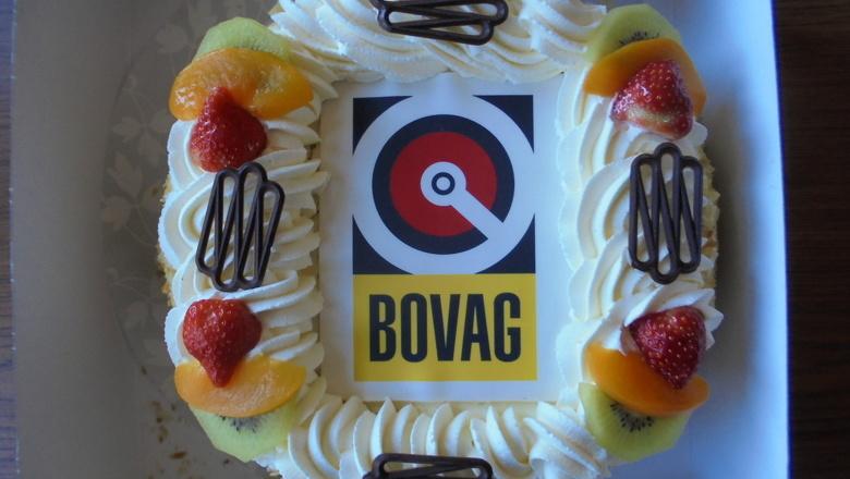 Vakgarage Bedeaux 50 jaar lid van BOVAG