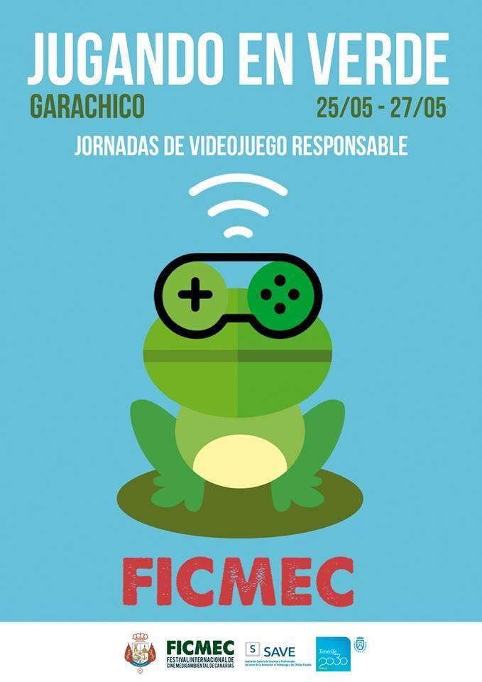 Jugando en verde en FICMEC 17   Lagenda