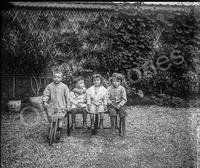 Photo des enfants