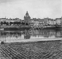 Au fond du Port de La Rochelle
