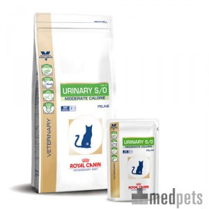 Produktbild von Royal Canin Urinary S/O Moderate Calorie Katze