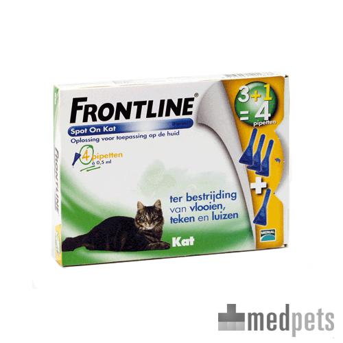 Produktbild von Frontline Spot On Katze