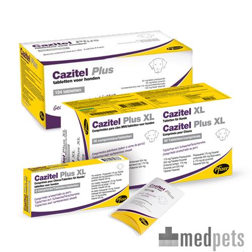 Product afbeelding van Cazitel Plus (XL)